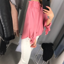 The Fitting Room Mirror