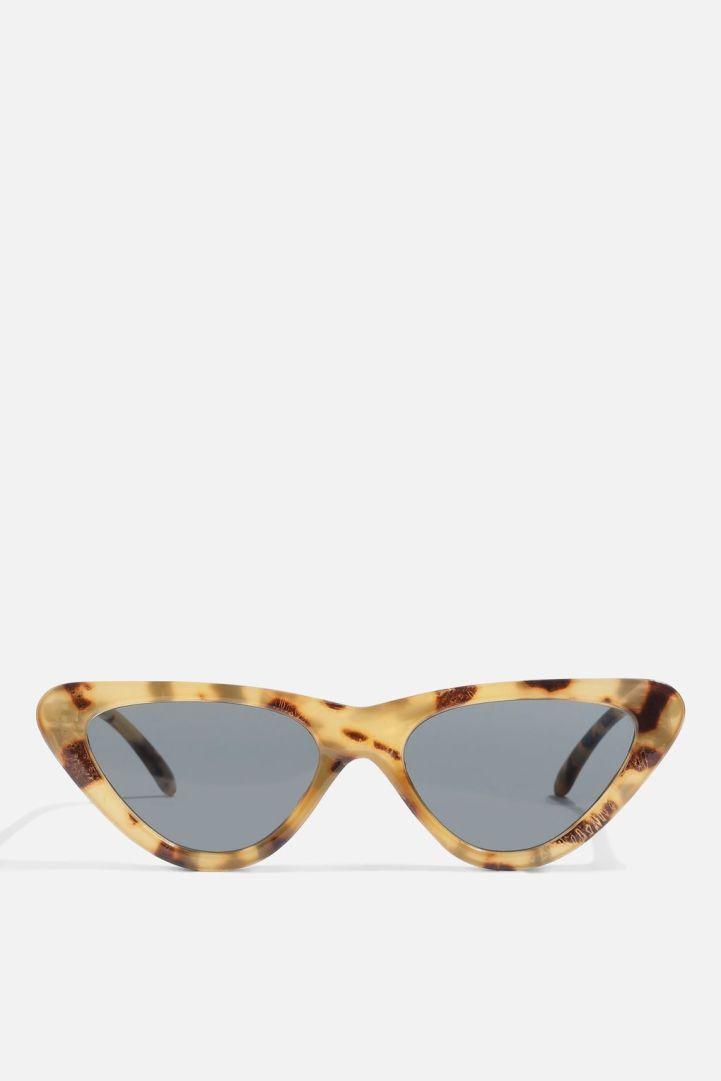 topshop tortouise shell sunglasses