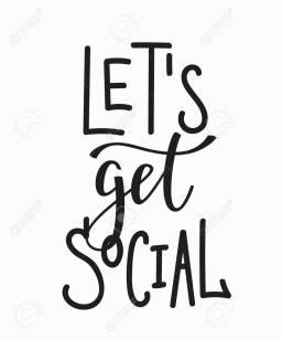 Lets Get #Social
